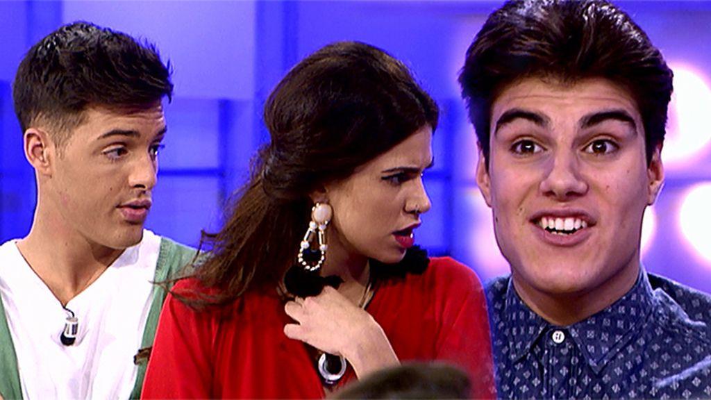 """Lukas habla claro con Marina: """"Me siento engañado por ti completamente"""""""