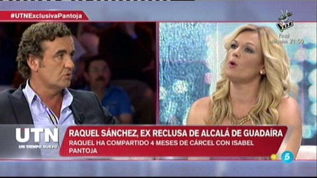 """Raquel Martínez, expresa, sobre I. Pantoja: """"Coincidía con ella en la enfermería"""""""