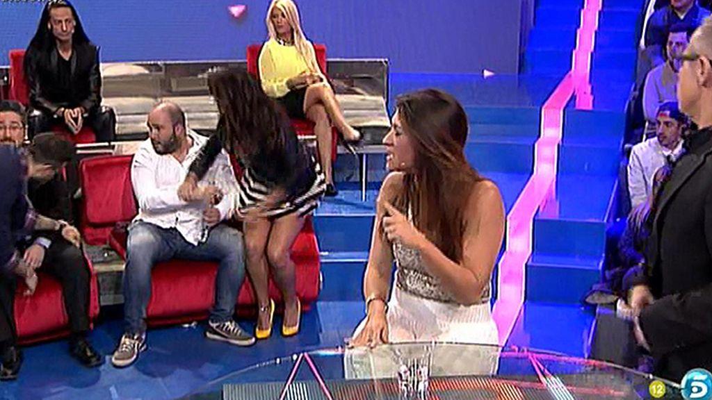 """Jordi González, a David Cuevas: """"No hagas trampas, Kiko no te ha agredido"""""""