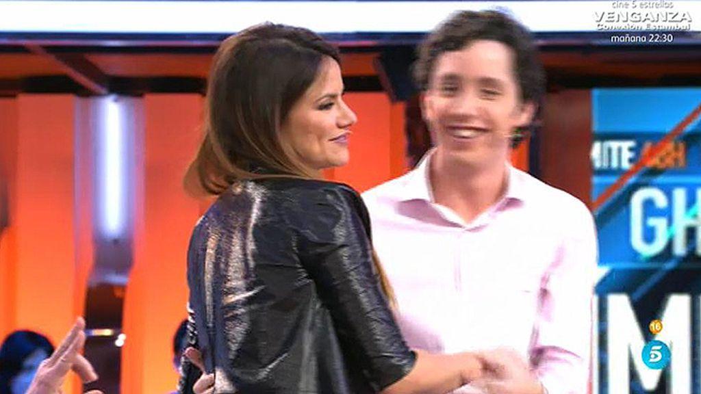 Fran y Mónica Hoyos hacen las paces