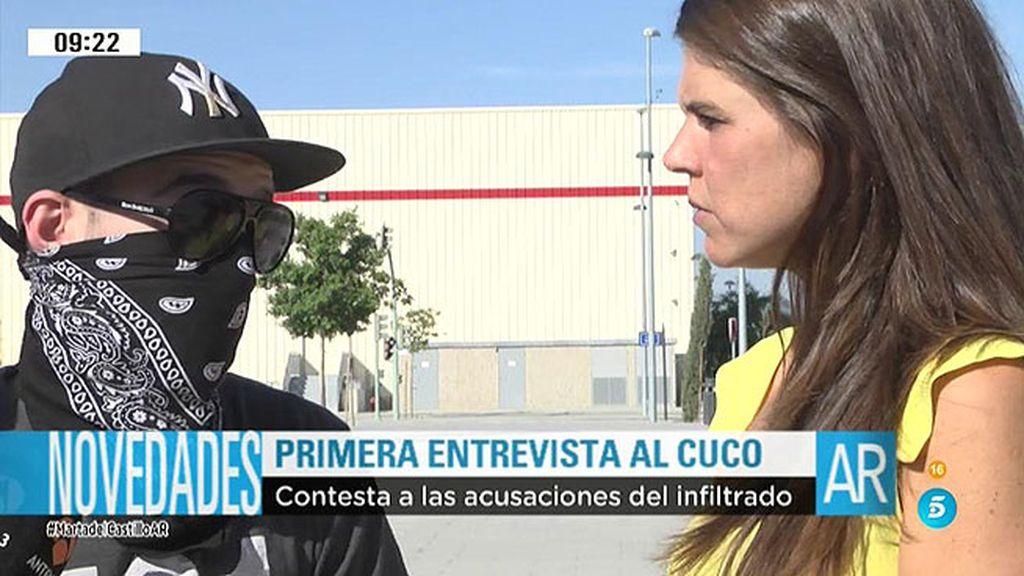 """El 'Cuco', a Rocío Romero: """"Las grabaciones están sacadas de contexto"""""""