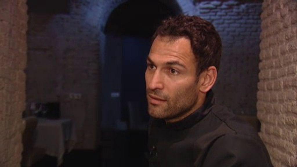 La última entrevista de Darío Barrio