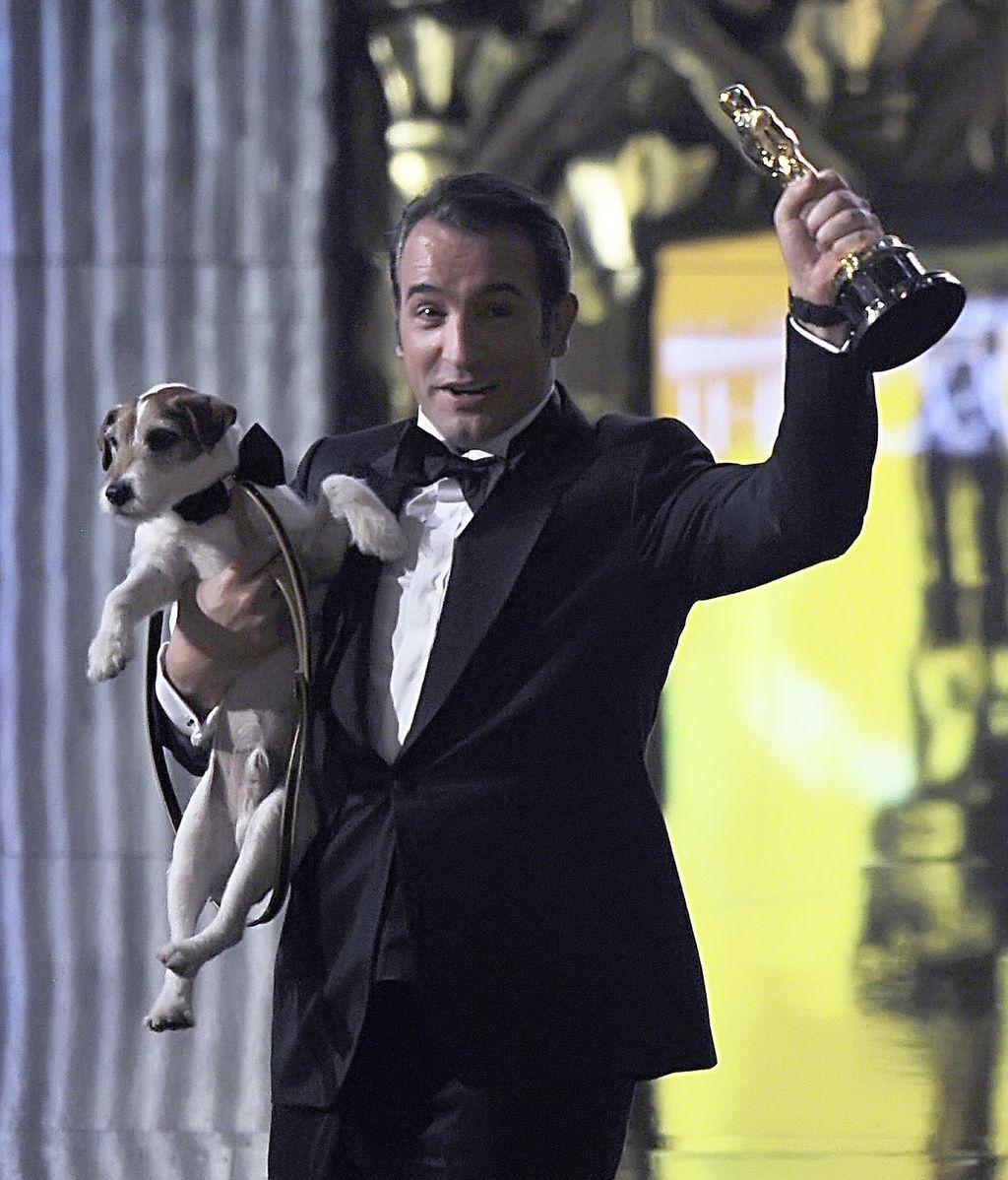 Jean Dujardin, Mejor actor  protagonista por 'The Artist'