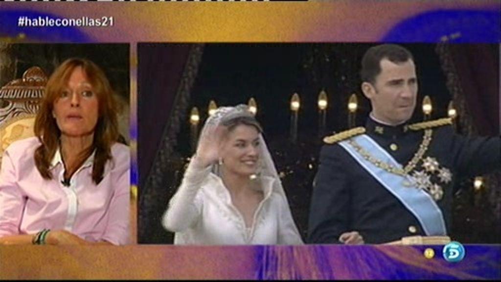 """Henar Ortiz: """"La reina Sofía me pareció una persona excepcional"""""""