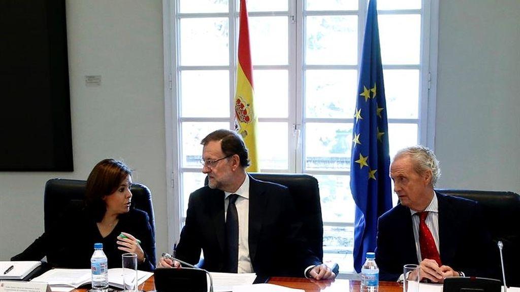 Rajoy reúne al Consejo de Seguridad Nacional