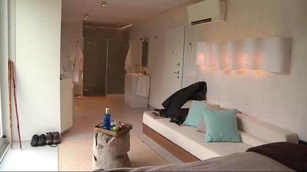 Una suite itinerante