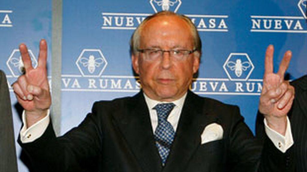La querella contra Nueva Rumasa la presentaron un grupo de 60 inversores por presuntos delitos de estafa, insolvencia punible, administración desleal y delitos contra los intereses de los consumidores. FOTO: EFE/Archivo