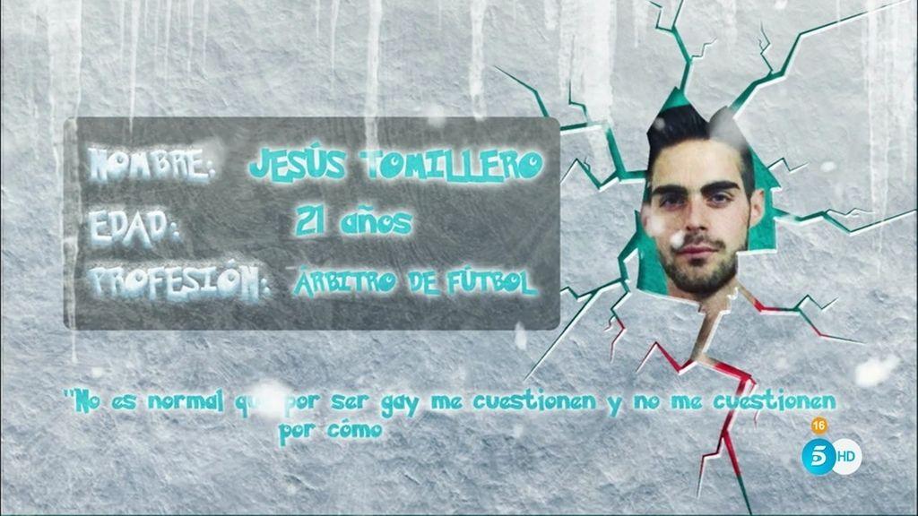 Jesús Tomillero, un gran talento dispuesto a convertirse en colaborador