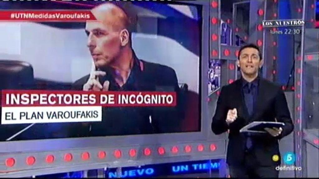 Javier Ruiz analiza el plan de Varoufakis contra el fraude