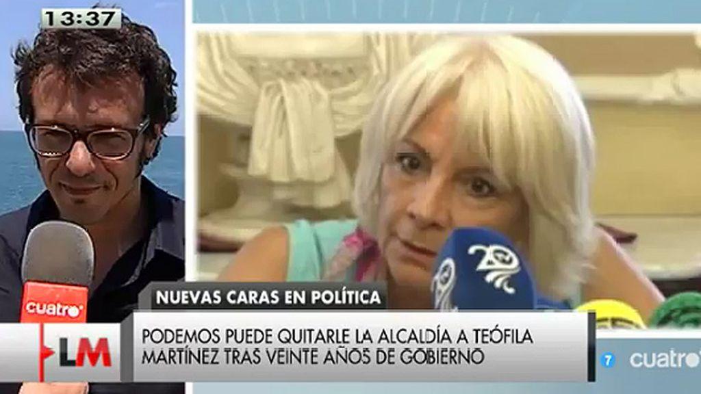 """J.M. González: """"A la alcaldesa de Cádiz no le preocupan los problemas de la ciudad y por eso creo que debe irse"""