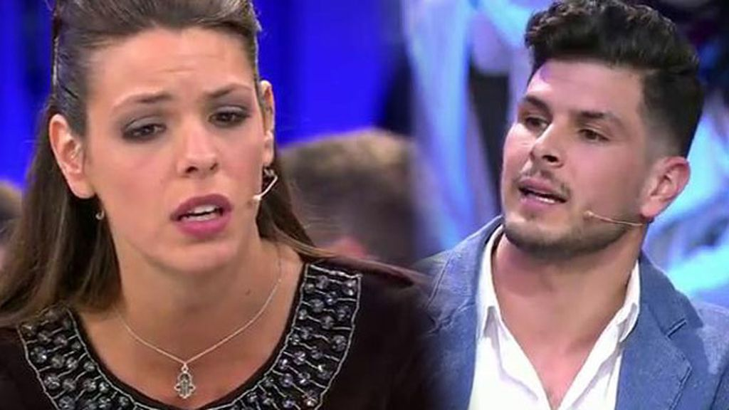"""Laura, a Alejandro: Me quedo con lo bueno. Me lo he pasado muy bien con él"""""""