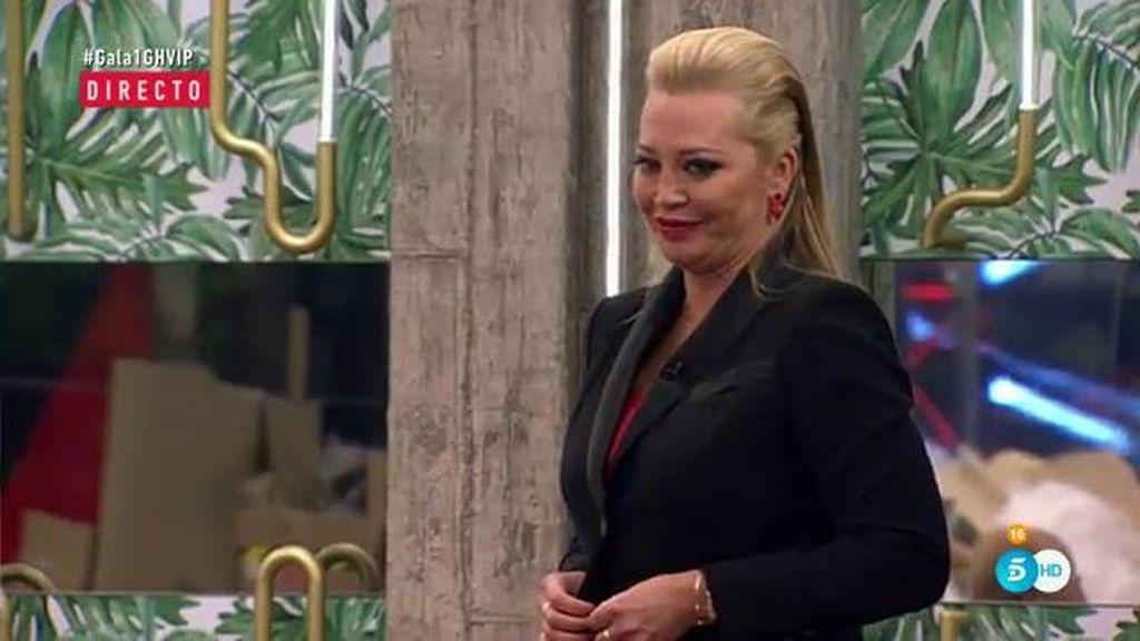 Belén Esteban vuelve a Guadalix y tiene una misión: Elegir a los dos capitanes de la casa