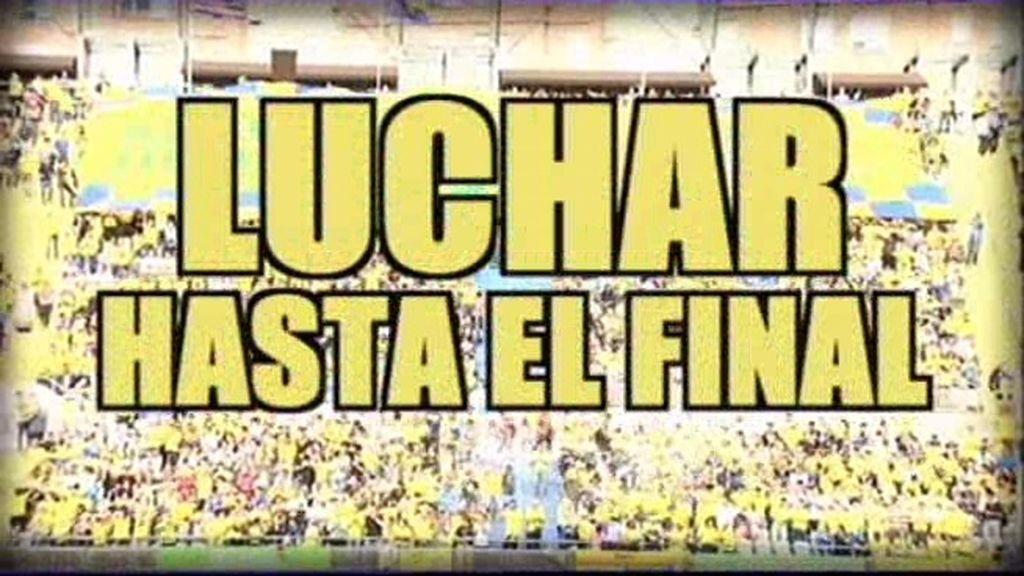 Las Palmas cree en la remontada y el Zaragoza confía en conseguir el ascenso