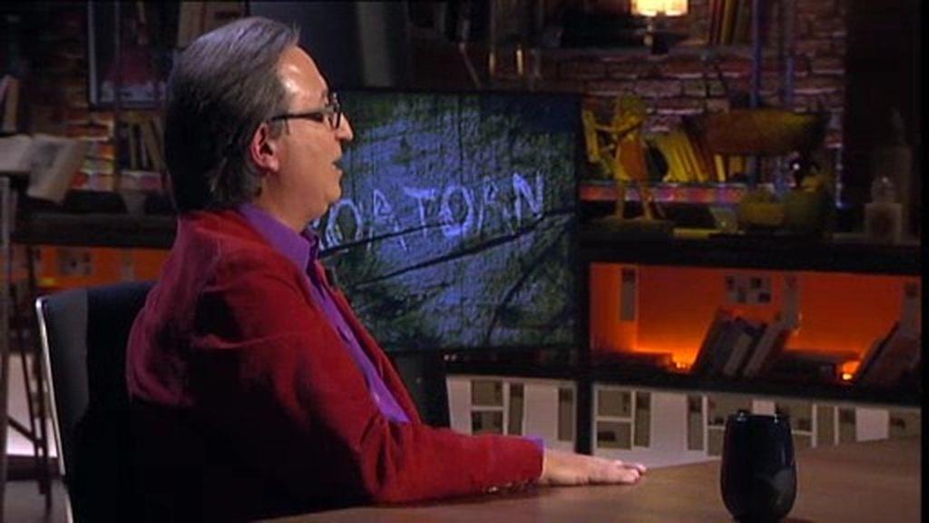 """Somoza, sobre Croatoan: """"Es mejor dejar una palabra como testigo de desaparición que un cadáver"""""""