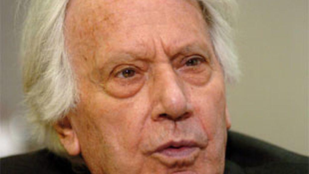 Semprún fue ministro de Cultura entre 1988 y 1991, bajo la presidencia de Felipe González. Foto: EFE/Archvo