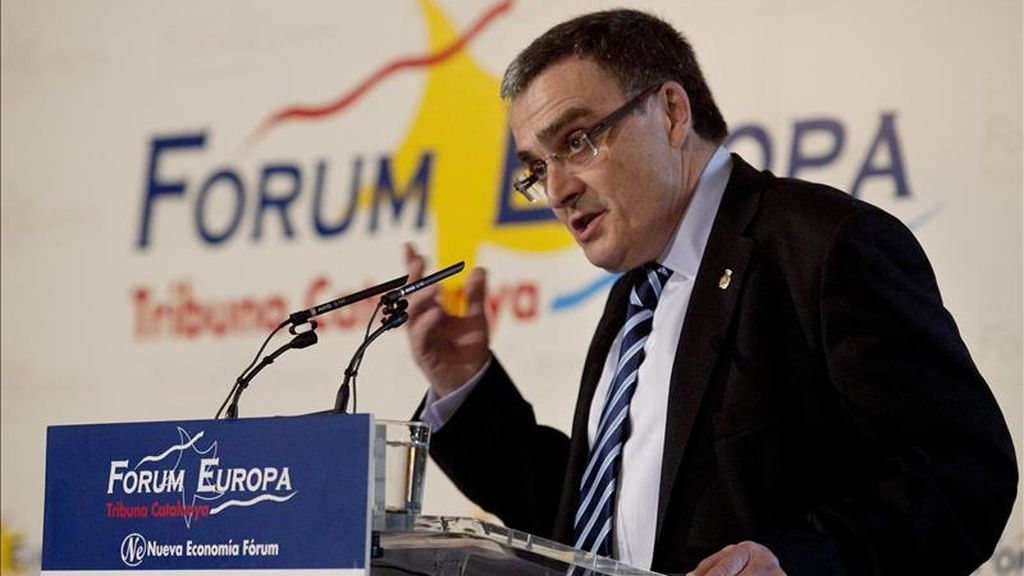 El alcalde de Lleida y dirigente de los socialistas catalanes (PSC), Angel Ros. EFE/Archivo