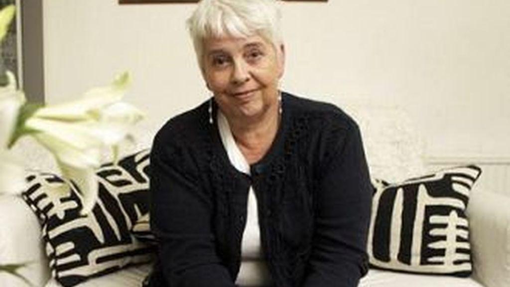 Eva Ottosson, de 56 años dispuesta a donarle el útero a su hija de 25 para que pueda tener un hijo. Foto Page One
