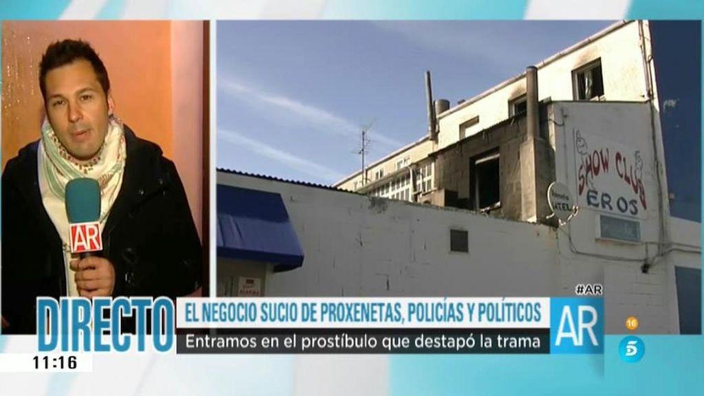Prostitución y corrupción, unidas en la 'Operación Caricioca' de Lugo