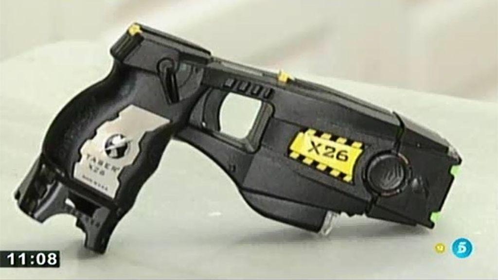 Pistolas táser, ¿efectivas o peligrosas?