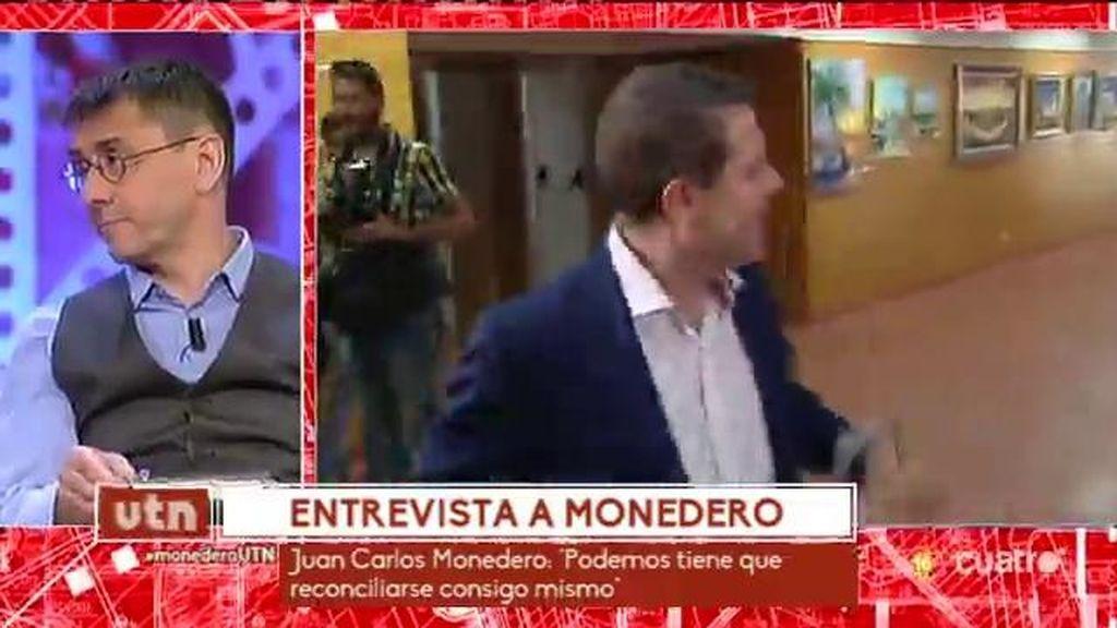 """Juan Carlos Monedero: """"Podemos tiene que reconciliarse consigo misma"""""""