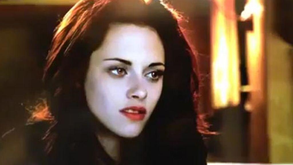 Bella se estrena de vampira en la última parte de Crepúsculo