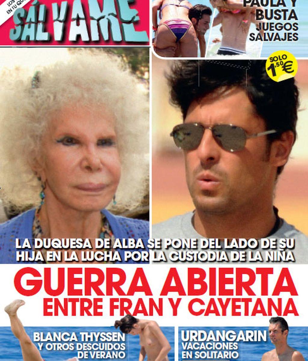 Revista 'Sálvame'