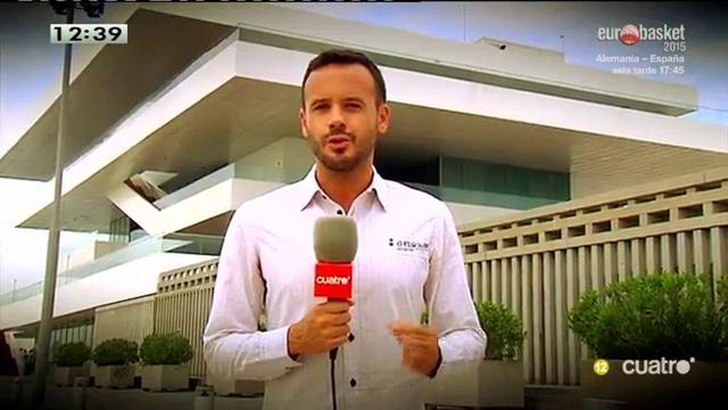 Valencia propone el edificio símbolo de la Copa Amércia para la acogida de refugiados