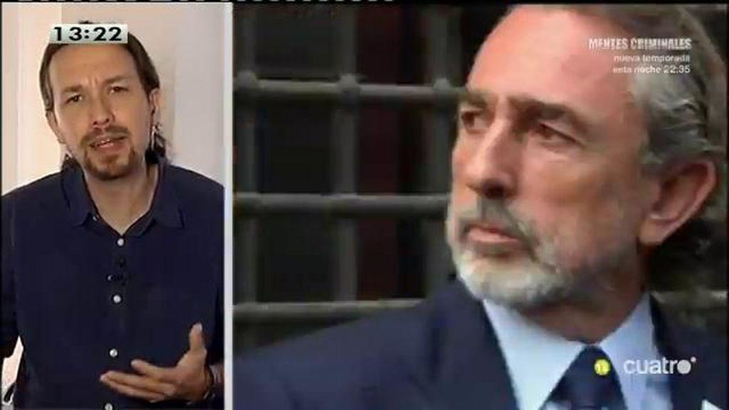 """""""Ahora parece que las víctimas van a ser el PP o Artur Mas, hay que combatir esto"""""""