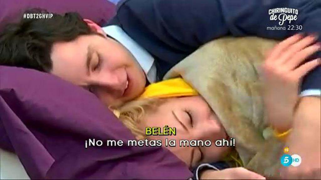 Fran Nicolás y Belén, ¿una pareja en ciernes?