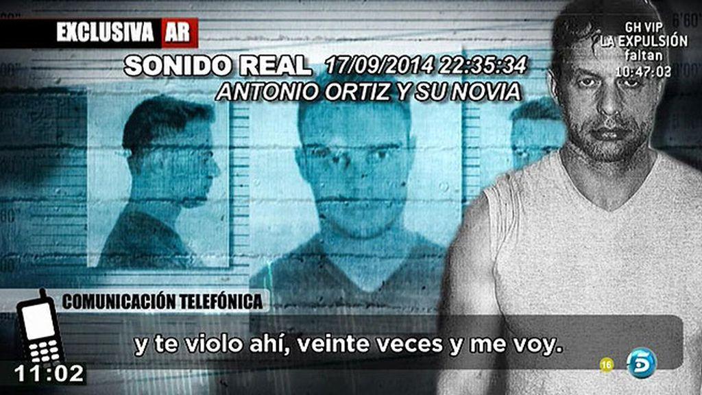 'AR' tiene acceso en exclusiva a las conversaciones del pederasta de C. Lineal con su novia antes de su detención