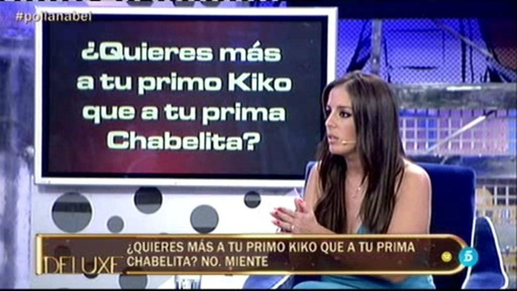 ¿Kiko Rivera o Chabelita…a quién quiere más Anabel Pantoja?