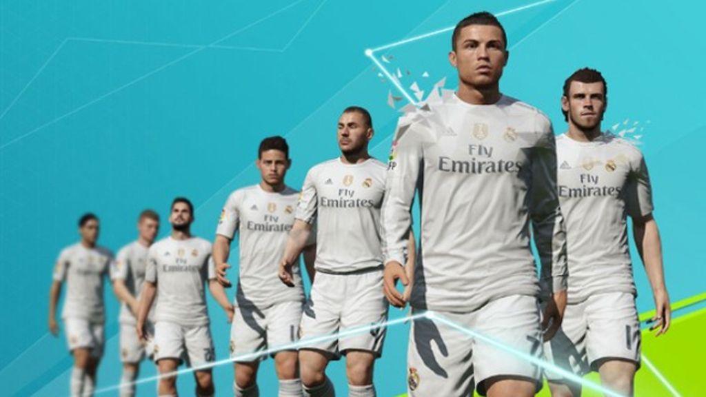 EA Sports se convierte en partner oficial del Real Madrid con FIFA 16