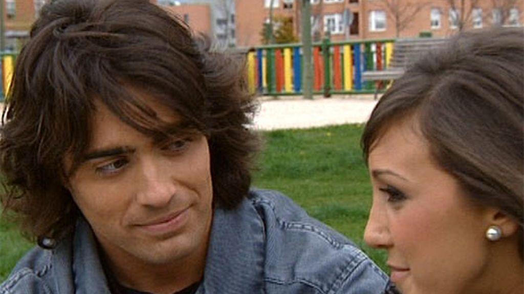 Reche y Laura (14/03/11)