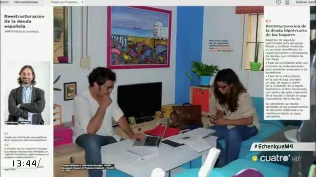 El catálogo programa de Podemos