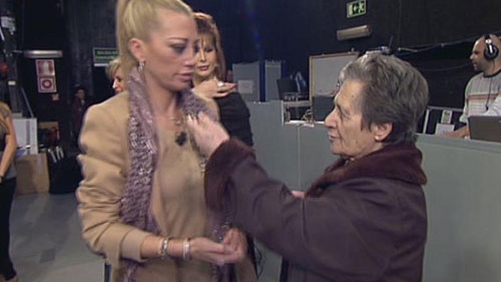Yurena y su madre la lían en Sálvame