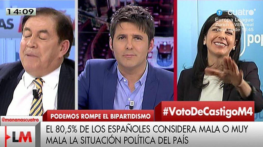 """Ángel Gimeno, a Arenales: """"Deje el PP cuanto antes porque en ese partido no se puede hacer carrera política"""""""