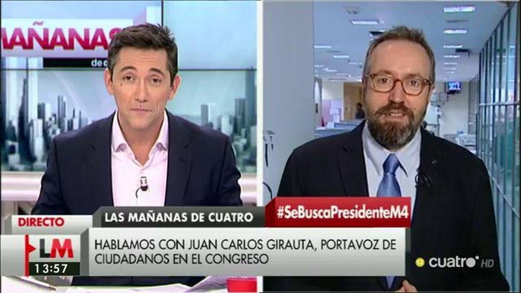 La entrevista completa de J.C. Girauta