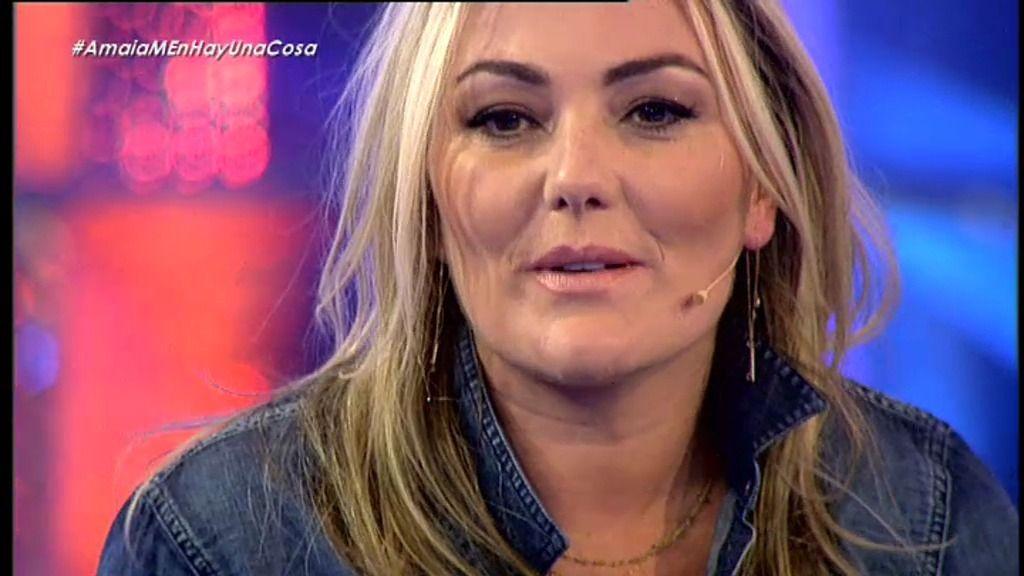 """Amaia Montero: """"Me llevo muy bien con mis excompañeros de 'La Oreja de Van Gogh"""""""