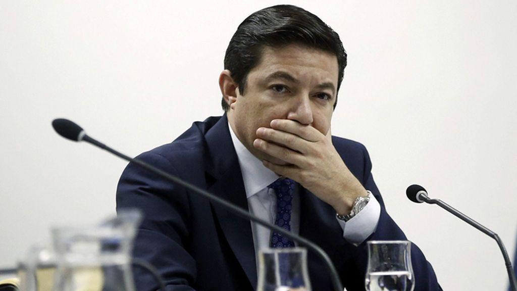 Pedro Calvo comparece ante la Comisión de Investigación del caso Madrid Arena