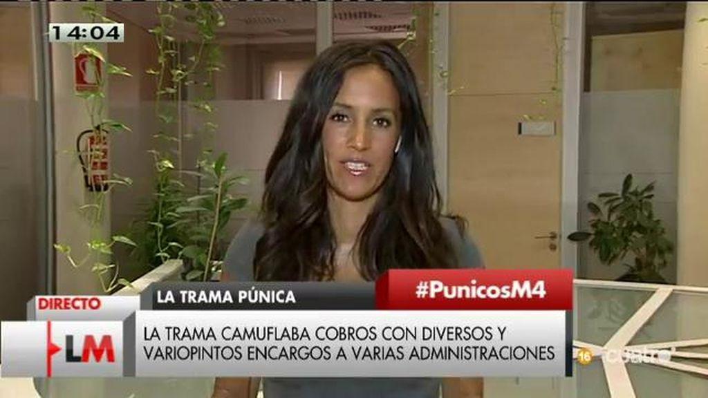 """Begoña Villacís, de la Púnica: """"Si toda esa creatividad la aplicasen al gobierno, de otra forma nos hubiese ido"""""""