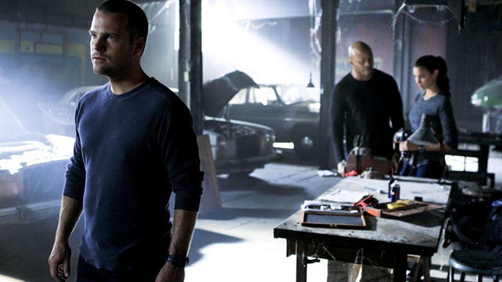 Primeras imágenes de la tercera temporada de NCIS Los Ángeles