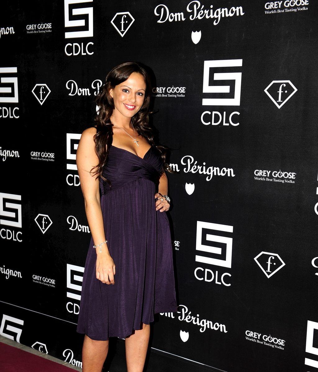 Nereida Gallardo (Ex de Cristiano Ronaldo)