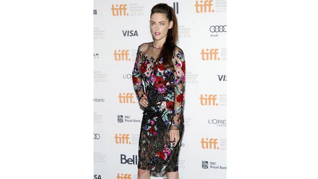 Kristen Stewart reaparece tras su infidelidad a Pattinson