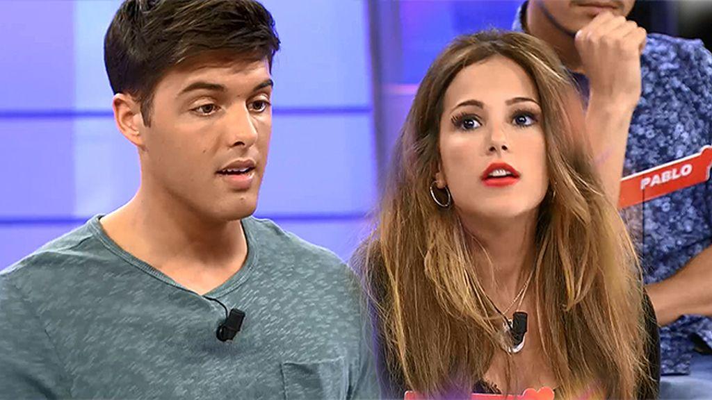 """Marta, sobre Lukas: """"Sentí mariposas y quiero seguir conociéndole"""""""
