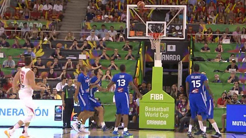 Marc Gasol, MVP ante Francia: 17 puntos, seis rebotes, dos asistencias y un tapón