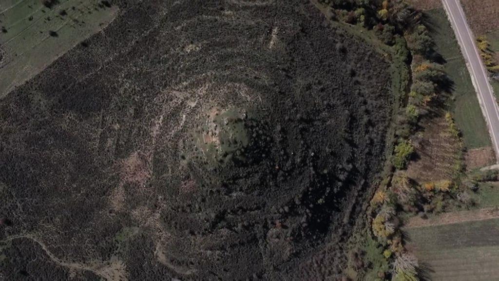 La primera pirámide en España, en pleno corazón de Cuenca