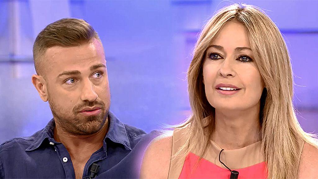 """Rafa, sobre Olvido Hormigos: """"Me parece una mujer muy atractiva"""""""