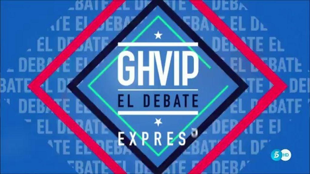 El debate de 'GH VIP' (10/04/16)