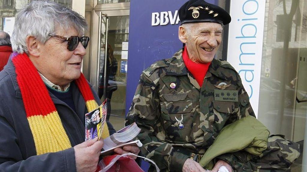El coronel acusado de injuriar al rey defiende su libertad de expresión