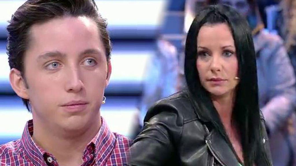 """Laura Campos, a Fran Nicolás: """"¿Te hice llorar? No fue mi intención"""""""